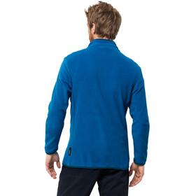 Jack Wolfskin Echo Midlayer Heren blauw